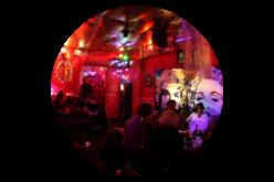 Roses Bar in Kreuzberg. Open 10 p.m till 7 a.m Photo Cred: Zitty Berlin